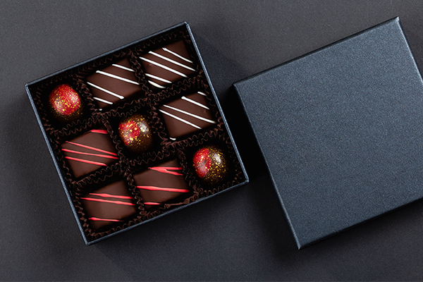 one of the direct marketing is to provide chocolate as a gift to your client