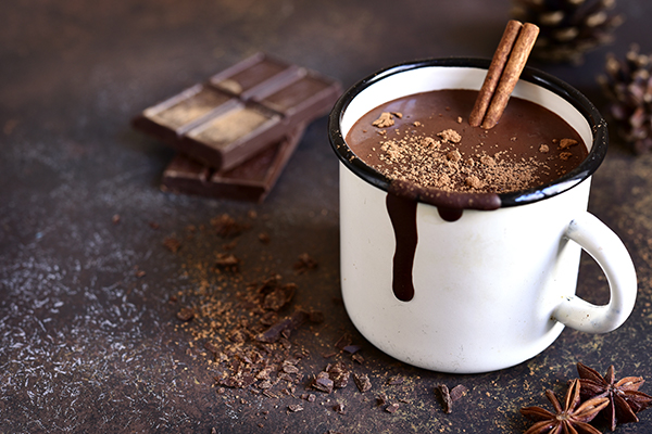 Try out the best chocolate combination